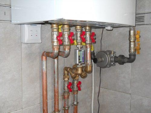 instalator centrala termica bucuresti