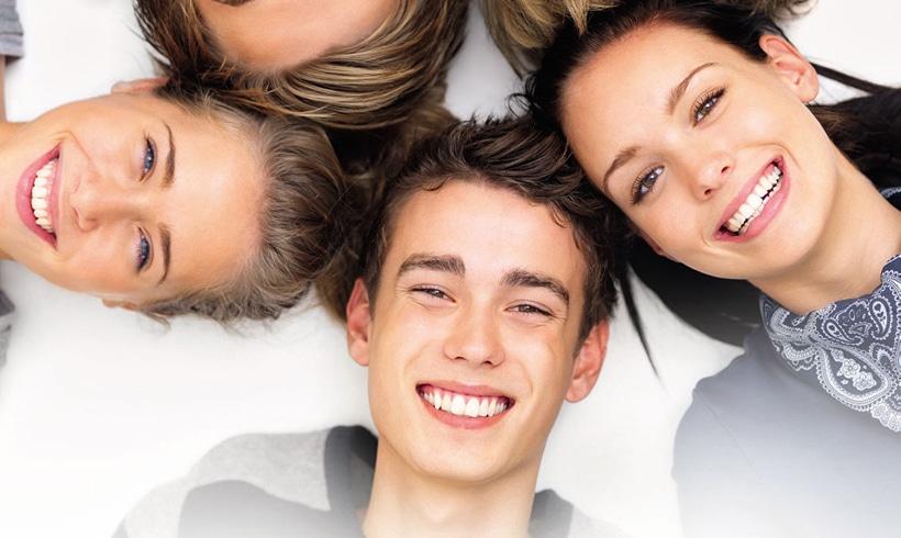 Cum voi arata cu aparatul dentar?